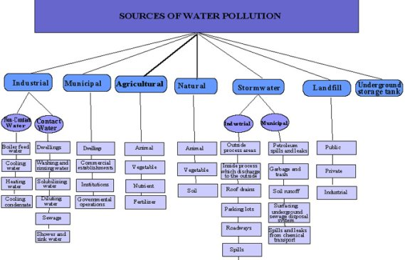 Essay different types environmental pollution control